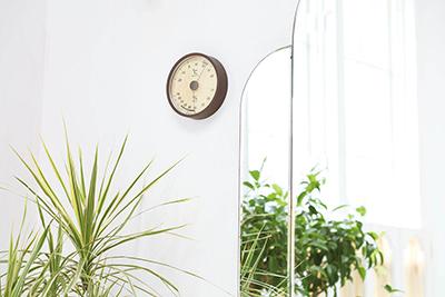 オフィスの空調管理--温度湿度計--